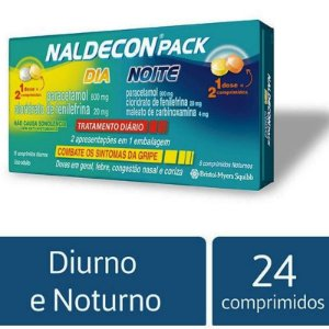 Naldecon Pack 24 Comprimidos