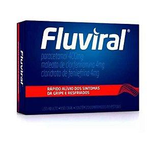 Fluviral 20 Comprimidos