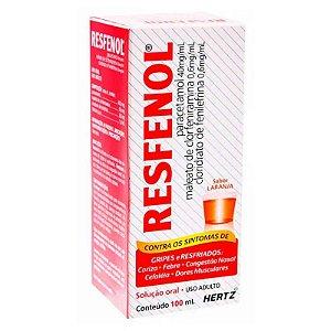 Resfenol Líquido 100ml