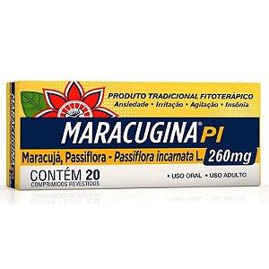 Maracugina Pi 20 Comprimidos Revestidos