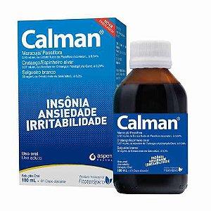 Calman Solução Oral 100ml