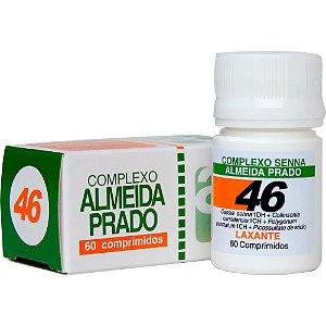 Complexo Senna 60 Comprimidos N. 46 Almeida Prado