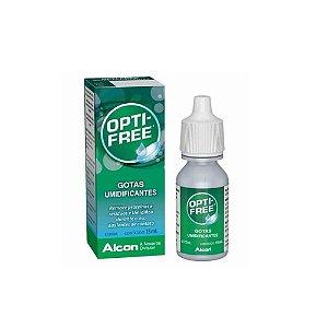 Gotas Umidificantes Opti Free 15ml