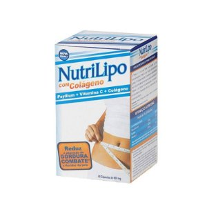 Nutrilipo Colágeno 60 Cápsulas