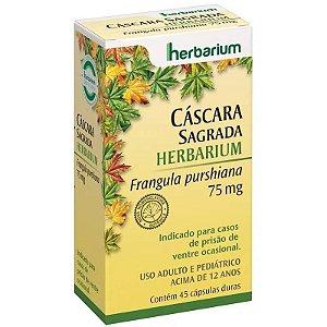 Cáscara Sagrada 45 Cápsulas Herbarium