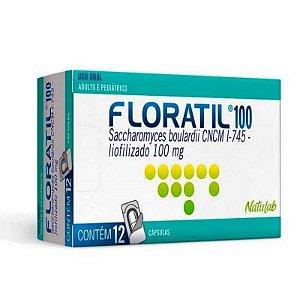Floratil 100MG 12 Cápsulas