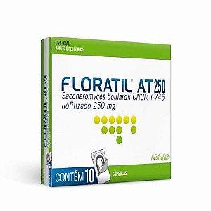 Floratil AT 250mg 10 Cápsulas
