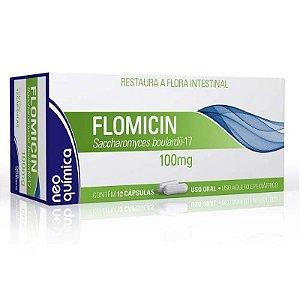 Flomicin 100mg 12 Cápsulas