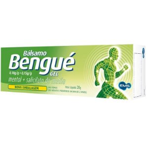 Bálsamo Bengue Gel 20g