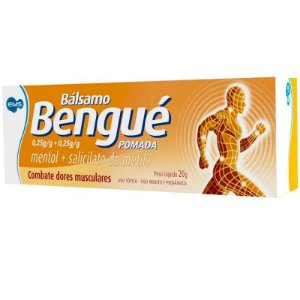 Bálsamo Bengue Pomada 20g
