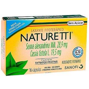 Naturetti 16 Cápsulas