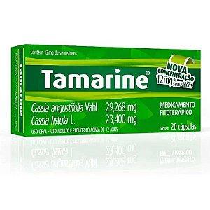 Tamarine 20 Cápsulas