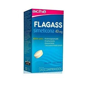 Flagass 40mg 20 Comprimidos