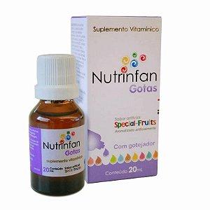 Nutrinfan Gotas Sabor Special-Fruits 20ml