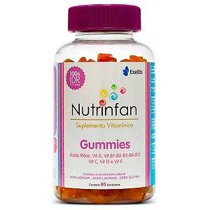 Nutrinfan Gummies 60 Unidades