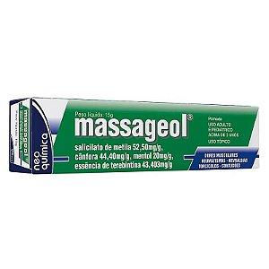 Massageol Pomada 15g