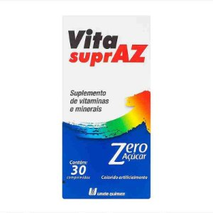Vita SuprAZ 30 Comprimidos