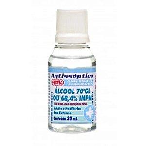 Álcool 70% ADV Tayuyna 36ml
