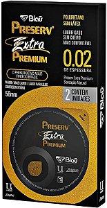 Preservativo Preserv Extra Premium 2 unidades