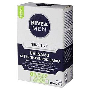 Bálsamo Pós Barba Nivea Men Sensitive 100ml