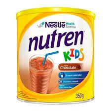 Suplemento Alimentar Nutren Kids Chocolate 350g