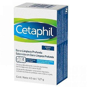 Sabonete de Limpeza Profunda Cetaphil com 127g