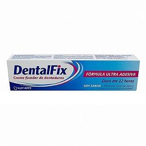 Dentalfix Creme Fixador sem Sabor com 20g