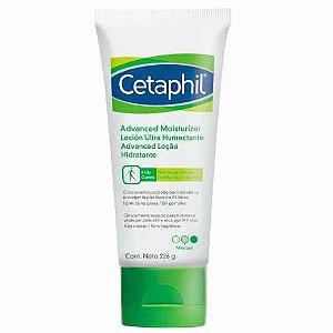 Cetaphil Advanced Moisturizer Loção Hidratante com 226g
