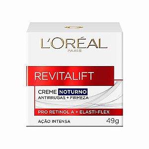Creme Antirrugas L'oréal Revitalift Noturno 49g
