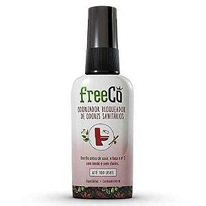 Bloqueador de Odores Sanitários FreeCô Especiarias com 60ml