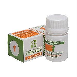Complexo Homeopático 60 Comprimidos N. 1 Almeida Prado