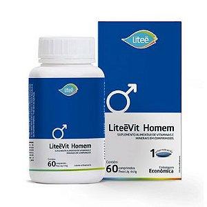 LiteeVit Homem 60 Comprimidos