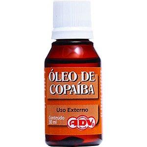 Oleo de Copaiba ADV 30ml