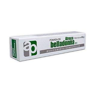Pomada De Atropa Belladonna 25g