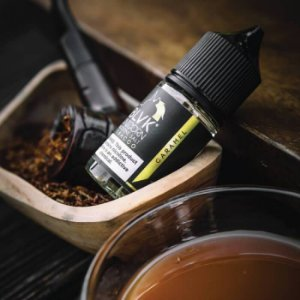 NcSalt BLVK Unicorn T0bacco Caramel 50mg 30ml