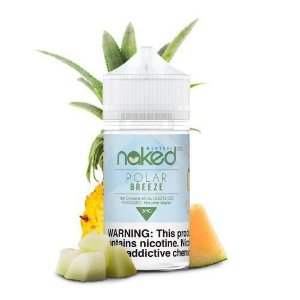 Naked 100 - Polar Breeze - 0mg 60ml