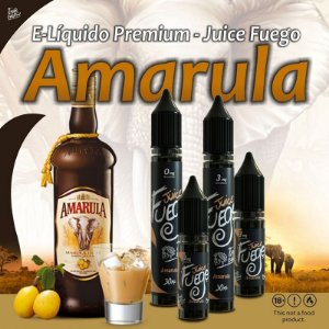 Juice Fuego Amarula-  0mg 30ml