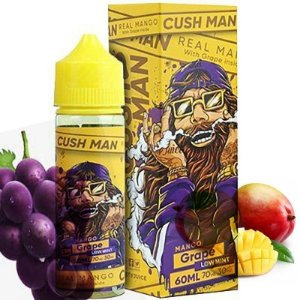 Líquido Nasty Cush Man Mango Grape 3mg - 60ml