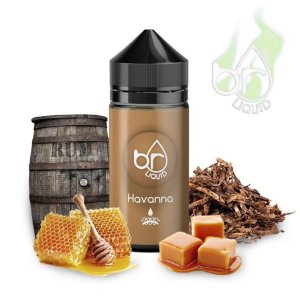 BR Liquid Havanna 3mg - 100ml