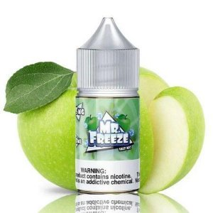 Líquido Mr Freeze - Apple Frost - 0mg 100ml