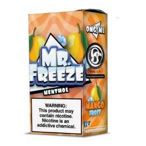 Líquido Mr Freeze - Mango Frost - 0mg 100ml