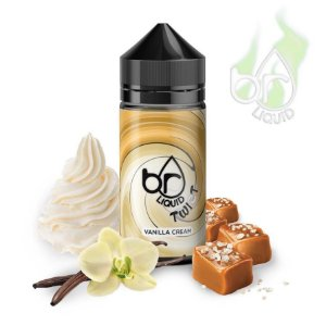 BR Liquid Vanilla Cream 3mg - 100ml