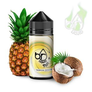 BR Liquid Tropical Smoothie 0mg - 30ml