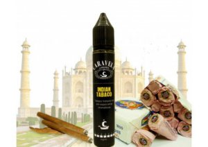 Caravela Liquid - Indian Tabaco - 3mg - 30ml