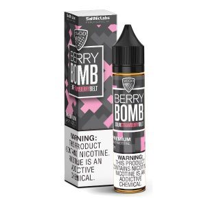 Nic Salt VGOD Berry Bomb 30ml - SaltNic / Salt Nicotine - 25mg e 50mg