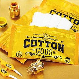 Cotton Gods ( algodão orgânico para atomizador )