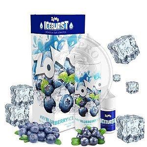e-Liquid Zomo Iceburst My Blueberry Ice