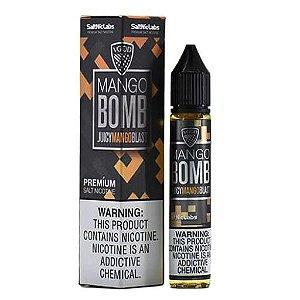 Nic Salt VGOD Mango Bomb 30ml - SaltNic / Salt Nicotine - 25mg e 50mg