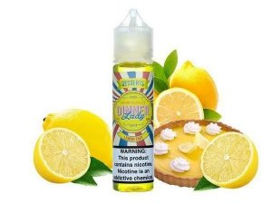e-Liquid Juice Dinner Lady Lemon Tart 60ml