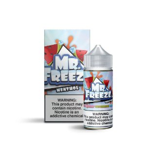 e-Liquid Mr. Freeze Strawberry Watermelon Frost 100ml